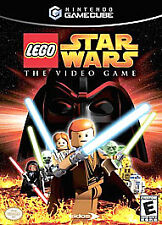 LEGO Star Wars: The Video Game Nintendo GameCube Black Label Complete