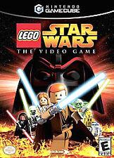 Nintendo GameCube LEGO Star Wars