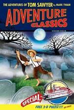 USED (GD) The Adventures of Tom Sawyer Adventure Classic (Adventure Classics)
