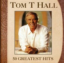 Tom T. Hall - 50 Greatest Hits [New CD] UK - Import