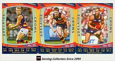 2011 AFL Teamcoach Trading Cards Prize Card Team Set Adelaide (3)