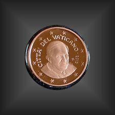 Original 5 EURO - Cent Münze Vatikan 2012 Polierte Platte PP