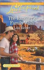 The Rancher's Family Wish (Wranglers Ranch), Richer, Lois, 0373819196, Book, Ver