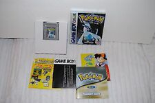 POKEMON SILVER GAMEBOY GAME COMPLETE IN BOX GOOD CONDITION