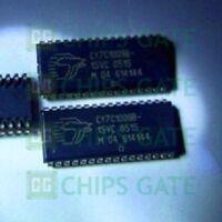 1PCS CY7C1009B-15VC Encapsulation:SOJ,128K x 8 Static RAM