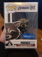 Funko POP! Marvel Avengers EndGame #462 Rocket & Pocket Pop Walmart Exclusive