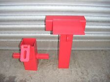 garage defender removable security post driveway post bollard