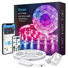 Govee Alexa LED Strip Lights, 5M Smart WiFi LED Strip Compatible with Alexa, APP