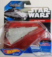Hot Wheels Star Wars Star Destroyer Vehicle Die- Cast