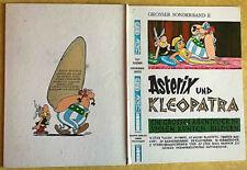 ASTERIX /  UND KLEOPATRA / EHAPA VERLAG STUTTGART 1968