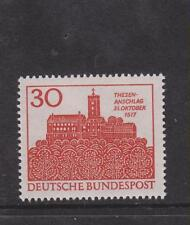 WEST GERMANY MNH STAMP DEUTSCHE BUNDESPOST  LUTHER THESES SG 1449