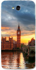 Case Cover Case Big Ben London London Sunset Sky Sea for LG l90 d405n