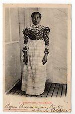 MADAGASCAR DIEGO SUAREZ Femme toilette Malgache