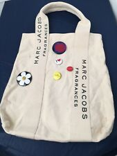 """Unused Marc Jacobs  Fragrance Button Tote Bag 17"""" X 17"""""""