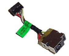 Genuine HP Pavilion 15-F 15-F004WM DC Power jack P/N 730932-SD1 Grade A