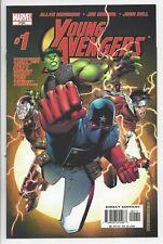 Young Avengers 1 (9.6) NM- 1st YA - Unread 1st Kate Bishop