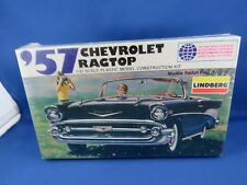 LINDBERG '57 CHEVROLET RAGTOP MODEL KIT 1:32 SCALE