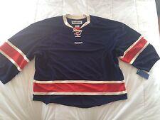 Hockey Jersey REEBOK NHL GOALIE CUT Size - New York Rangers - Brand New
