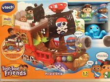 Pirate Ship Vtech Toot-Toot Friends Pirate Ship Activity Set Play Set New Boxed.