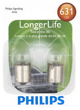Courtesy Light Bulb-Longerlife - Twin Blister Pack Philips 631LLB2