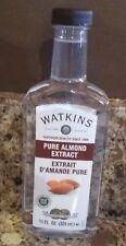 JR Watkins PURE Almond Extract  11 Ounce FREE SHIPPING