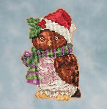 Cross Stitch Kit - Mill Hill / Jim Shore - Owl JS20-1616