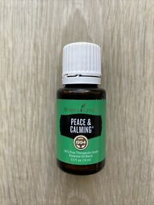Young Living Peace and Calming essential oil blend 100% Therapeutic Oil 15ml new