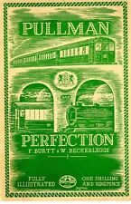 Ian Allan ABC, Pullman and Perfection, F.Burtt &  W.Beckerlegge
