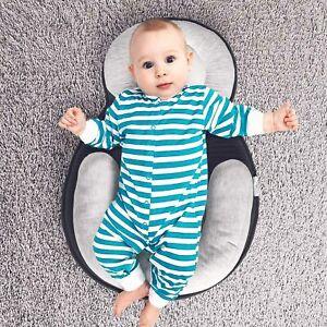 Newborn Baby Sleeping Nest Pillow Wall Crib Cot Lounger Soft Cushion Snuggle Mum