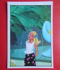figurines prentjes cromos stickers picture cards figurine barbie 233 panini 1976