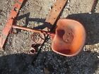 Massey Harris 44 Tractor MH Original easy rider seat assembly w/ metal pan 44
