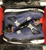 Nike Air Jordan 4 Retro Winterized Loyal Blue Men's 9