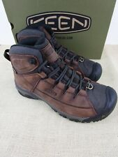KEEN 1019911 TARGHEE LACE BOOT WP COCOA/MULCH MENS BOOT