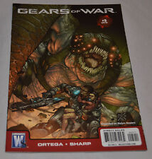Wildstorm GEARS OF WAR #5 Comic Book (April 2009) FAST SHIPPING!!