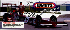 Don Prudhomme NHRA Authentic Hand Signed Autographed Dragster Hand Out