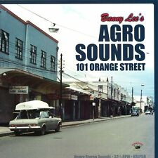 VARIOUS - AGRO SOUNDS 101 ORANGE STREET NEW VINYL LP £10.99 BUNNY LEE