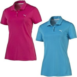 Puma Women's Pounce Golf Polo Shirt