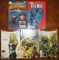 THORS Marvel Secret Wars Variant Action Figure Variant Battleworld LADY THOR!!