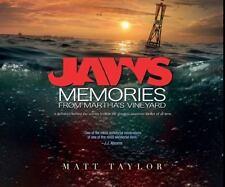 JAWS - TAYLOR, MATT/ BELLER, JIM (COM) - NEW PAPERBACK BOOK