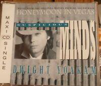 Dwight Yoakham - Suspicious Minds - Maxi CD - SIngle