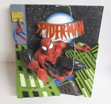 MARVEL AMAZING SPIDER-MAN #44 3D-POSTER COMIC COVER Sculpture STATUE Replica