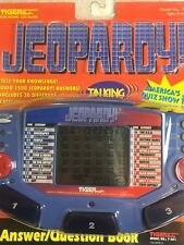 Jeopardy Hand Held Gaming system Model # 7-581 1997