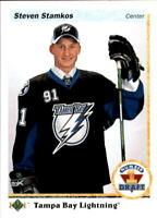 2017-18 SP Authentic '90-91 Retro Draft Picks #RDPSS Steven Stamkos - NM-MT