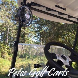 Golf Cart 12v OSCILLATING FAN FREE SHIPPING