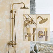 Duschset Duschsystem Brauseset Duschgarnitur Duschbrause Retro Duschpaneel DHL