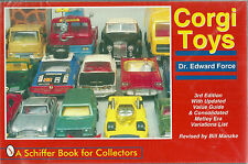 Corgi Toys Dr Edward Force 1997 Schiffer book for collectors Collection