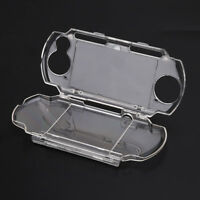Protector Crystal Case Hard LCD Screen Cover for Sony PSP 2000 3000 Clear