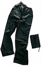 PANTALONE NERO ANTIPIOGGIA SPIDI SC 485 TG. 3XL RAIN PROOF PANTS