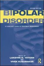 Bipolar Disorder: A Clinician's Guide to Treatment Management-ExLibrary