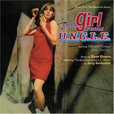 Various Artists - Girl From U.N.C.L.E. [CD New]